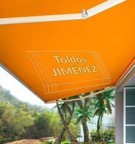 Toldos Jiménez | Sistemas Brazos extensibles