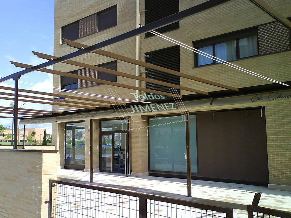 Toldos Jiménez | Fabricación e instalación de sistemas de protección solar